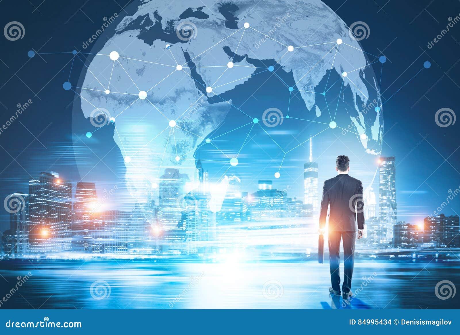 Mise en réseau et affaires globales