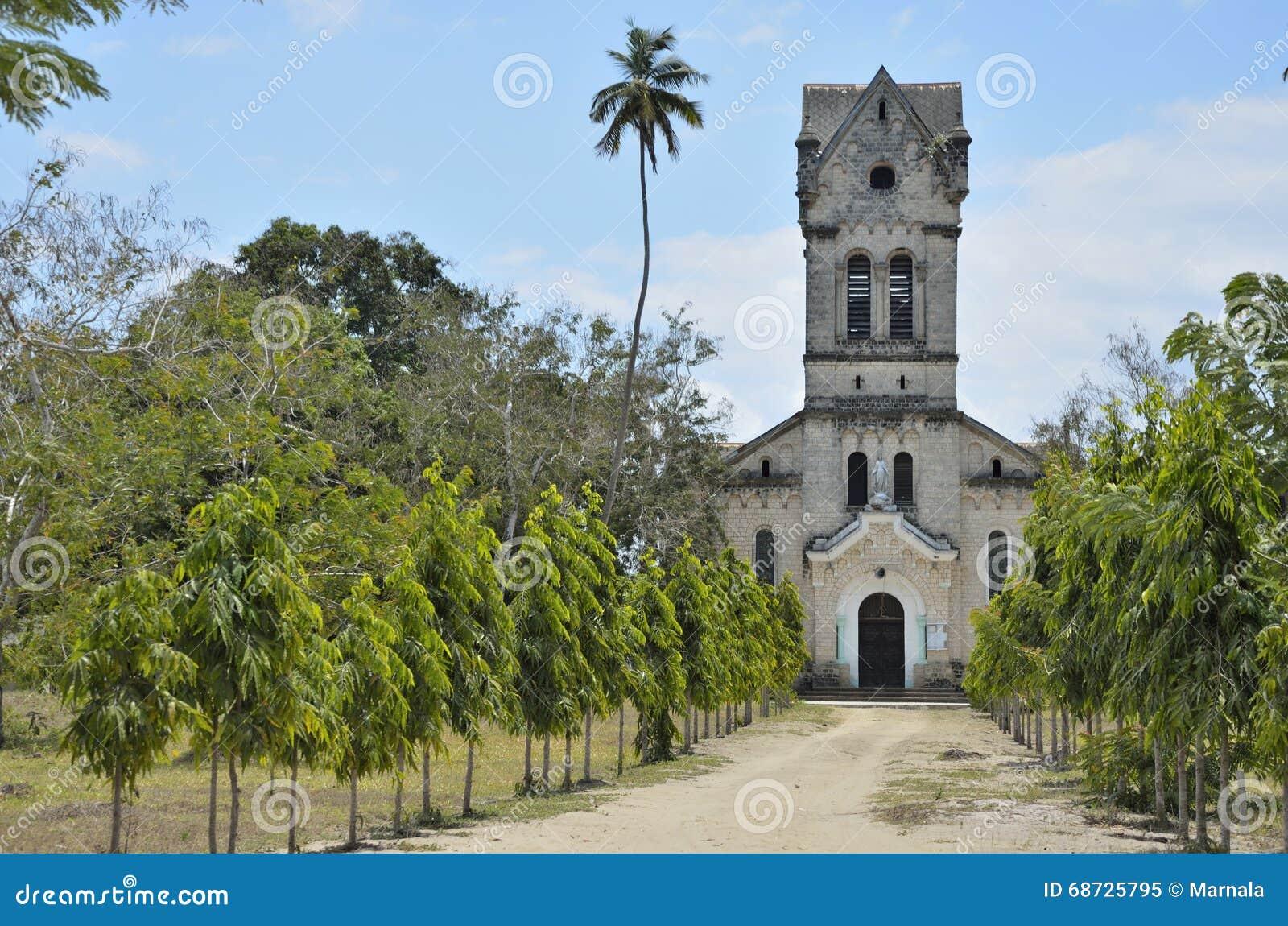 Misión santa del Gost, Bagamoyo