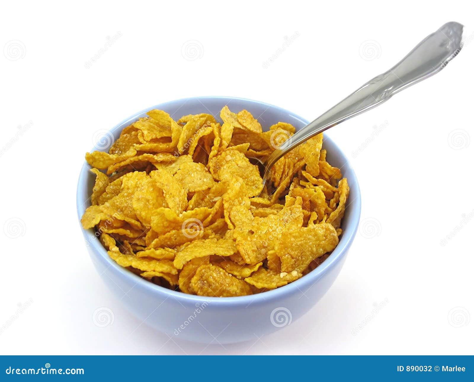 Miski zbóż wycinek ścieżki zawierać spoon