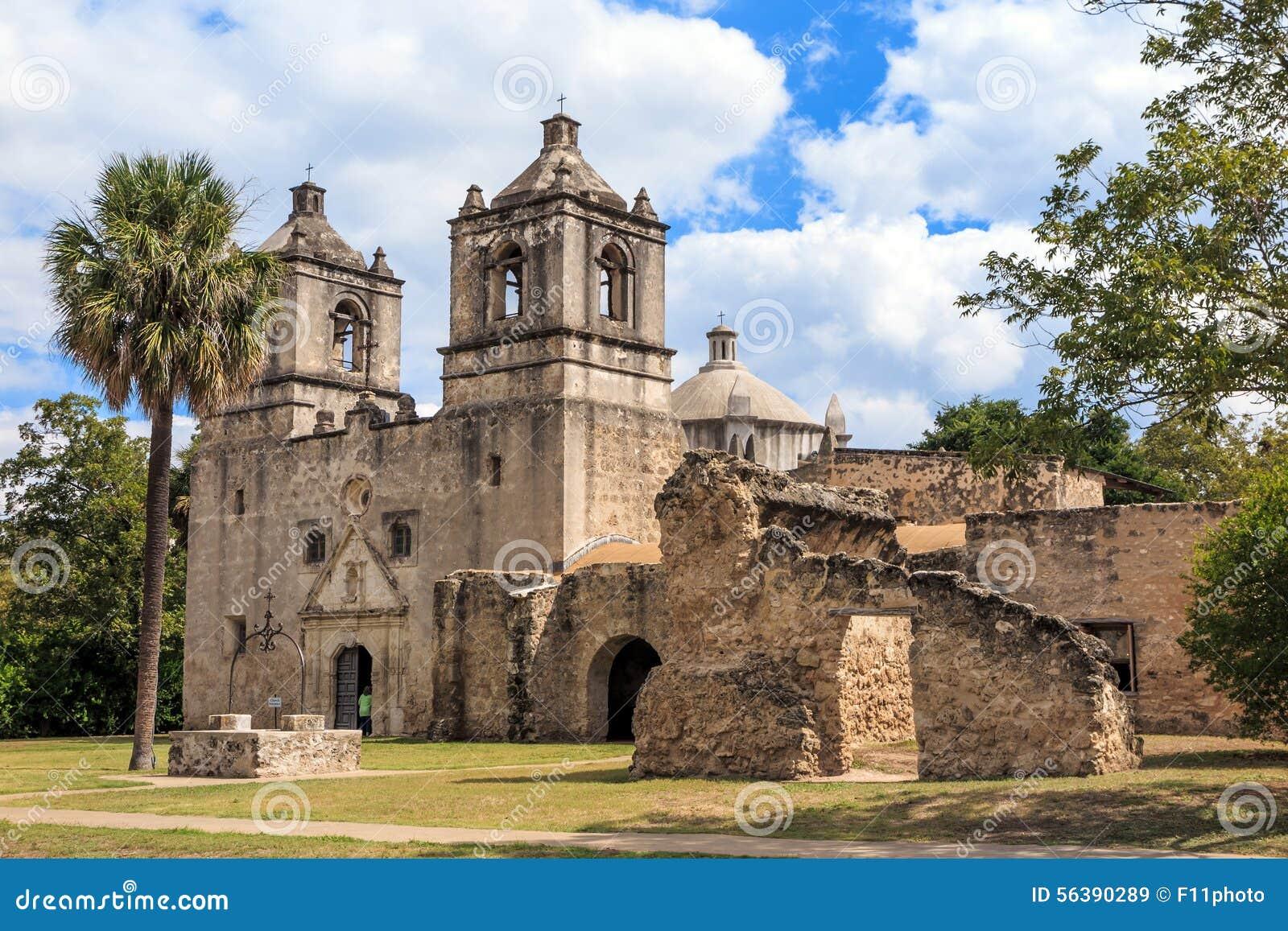 Missão Concepción, San Antonio, Texas