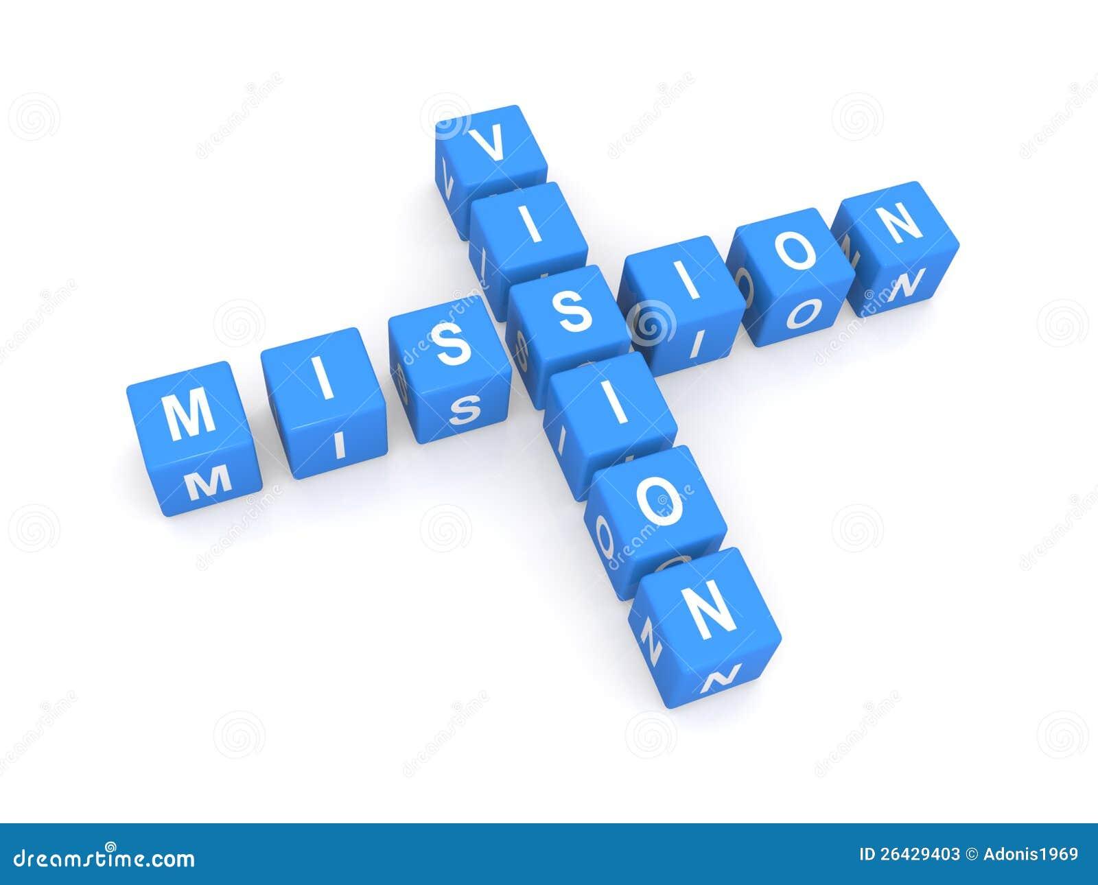 Missão e visão