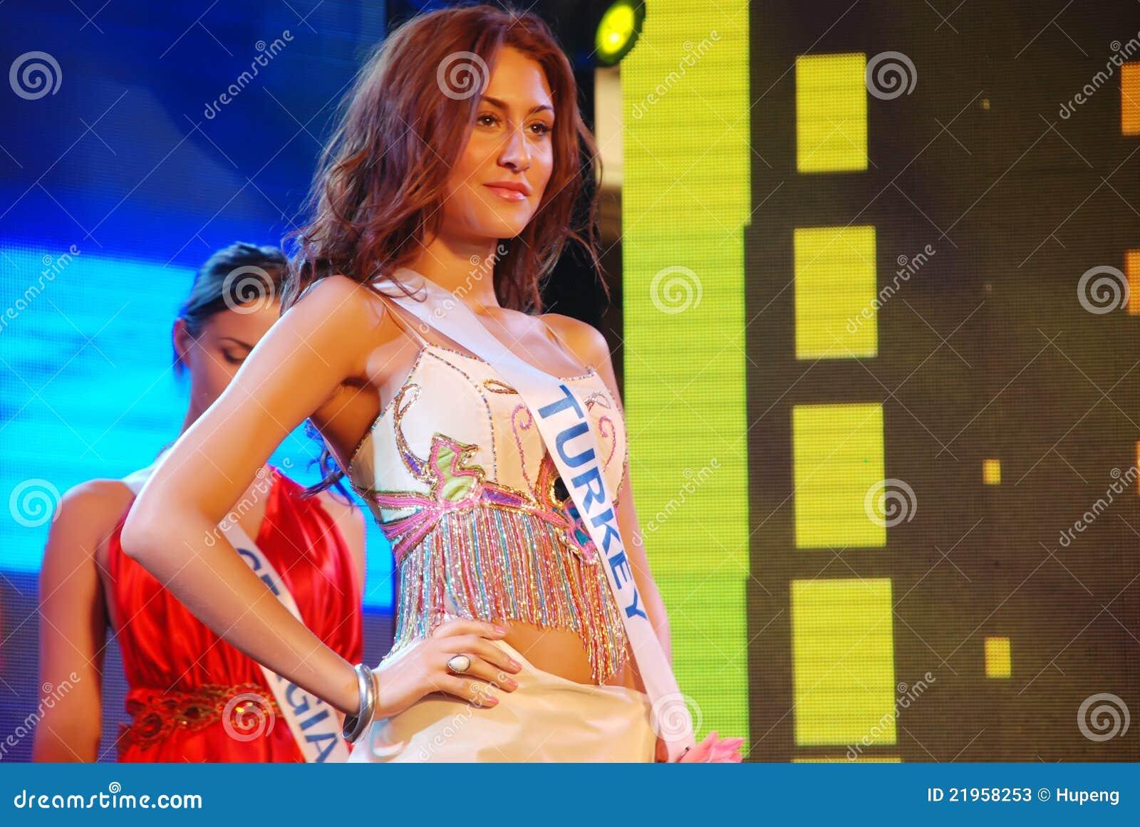 Miss turkey wearing National costume. Miss turkey Stock Photos  sc 1 st  Dreamstime.com & Turkey National Costume Stock Photos - Royalty Free Images