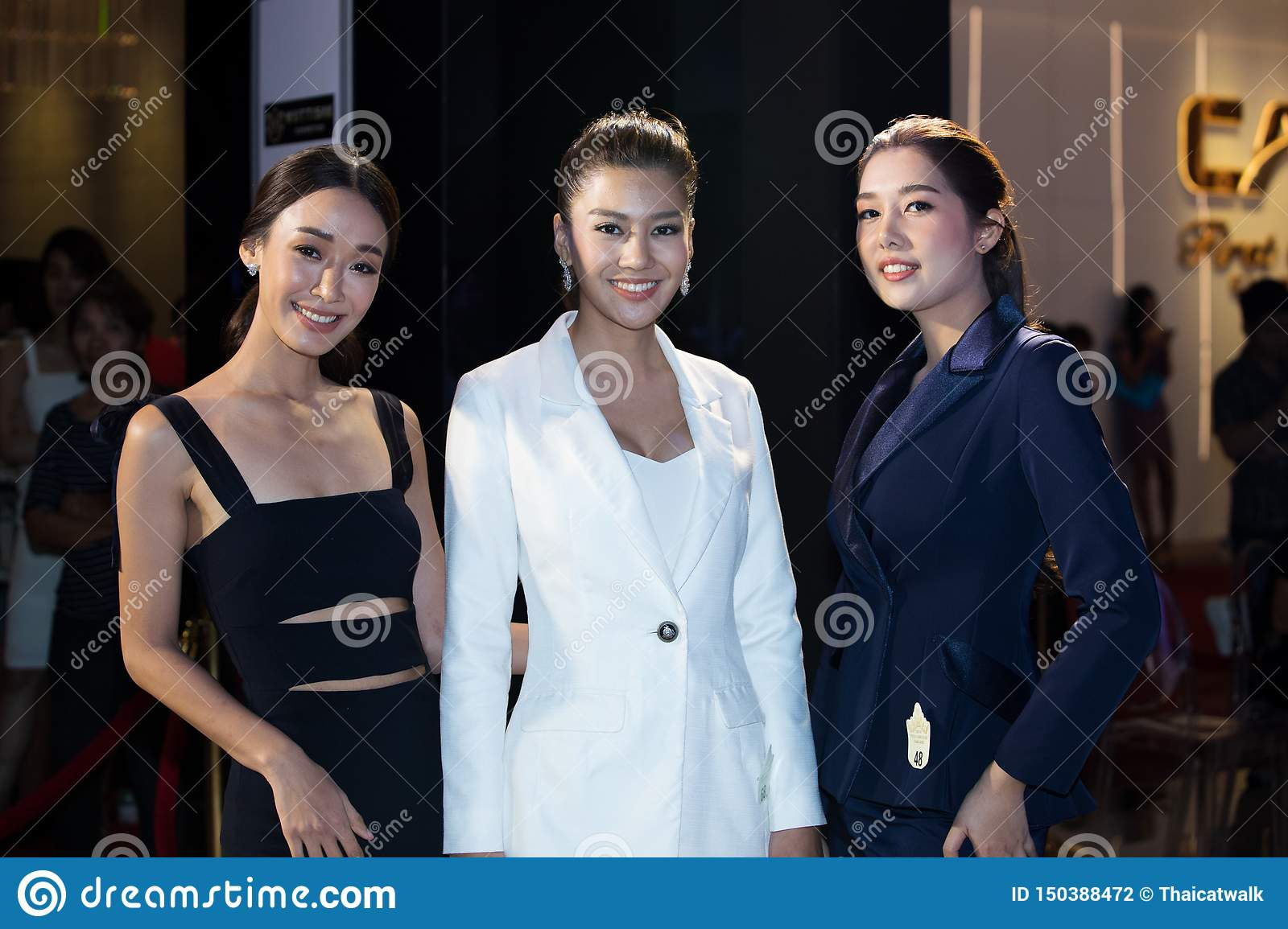 Miss Universe Thailand 2019, Audition Contestant Editorial