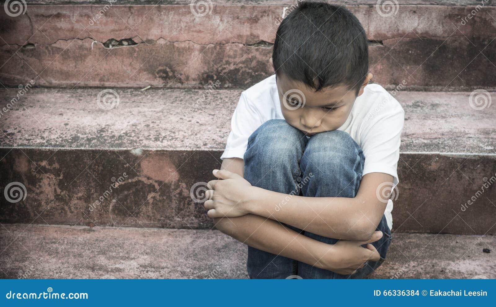 Missbrukat barn