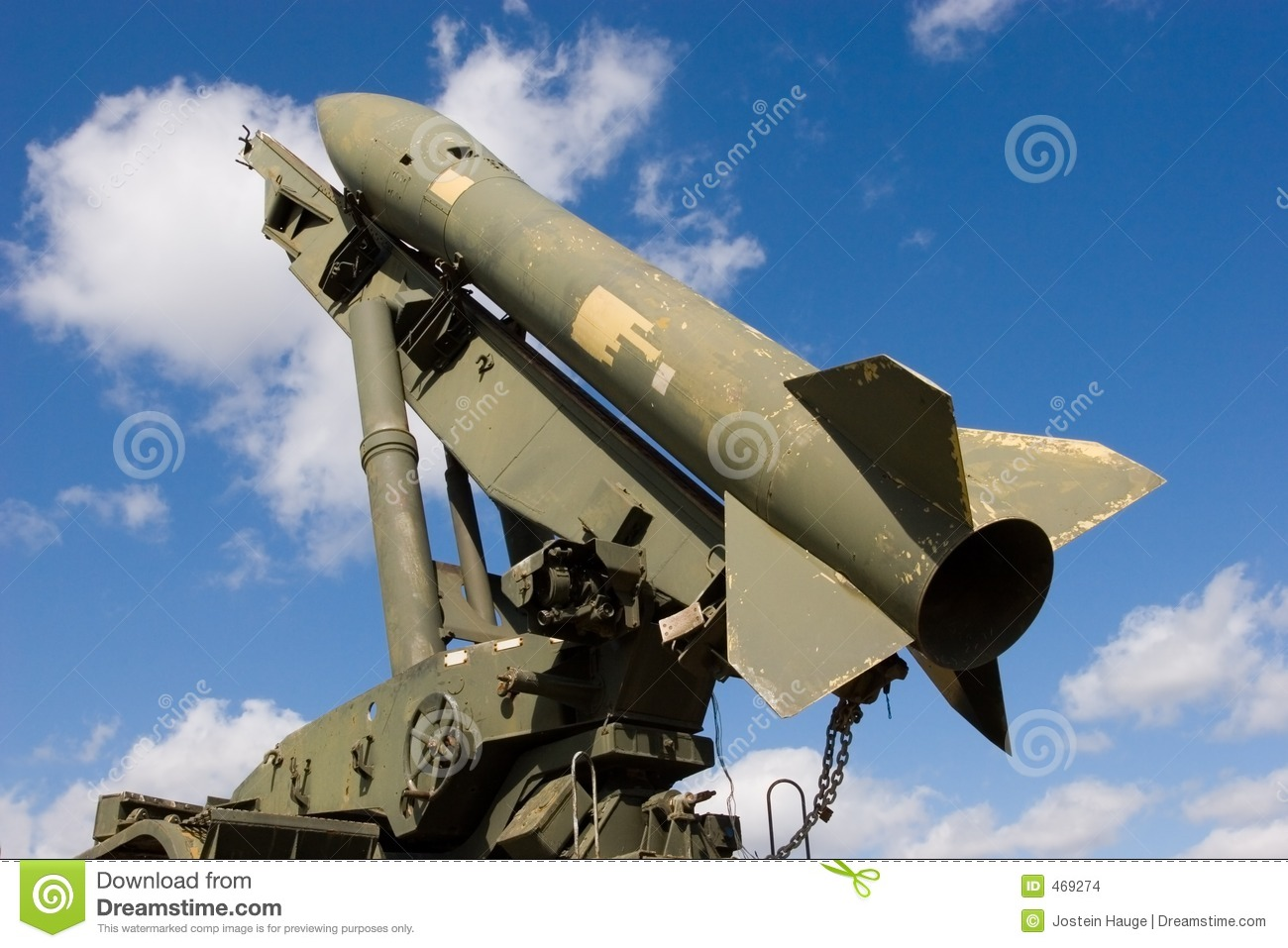 Download Missile stock photo. Image of conflict, launch, aggression - 469274