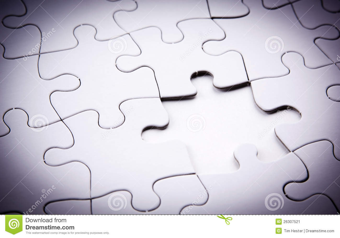 Missing Link stock image. Image of blank, abstract, hole ...