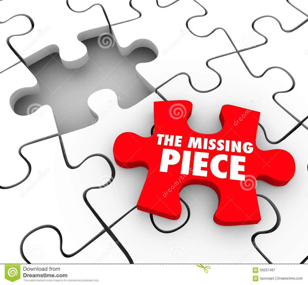 the missing piece found puzzle complete finishing finding puzzle piece vector free puzzle piece vector shape