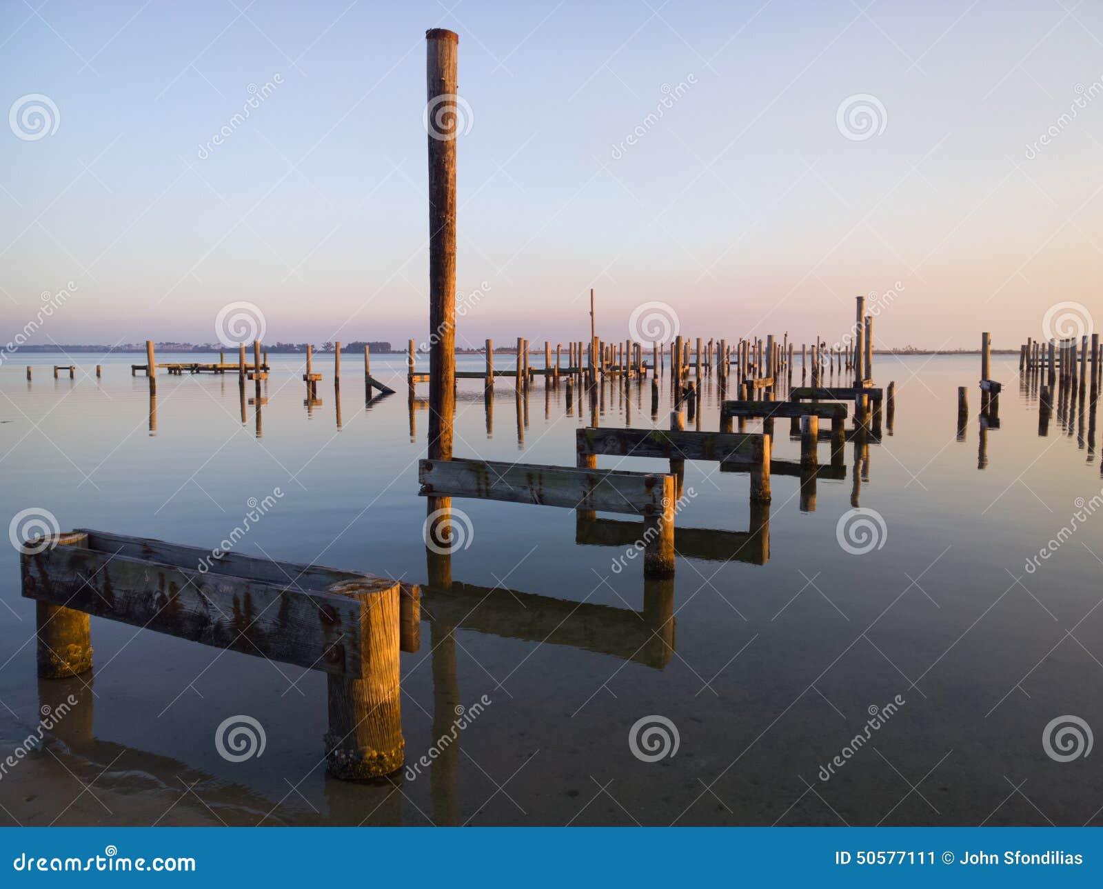 Missing Piers