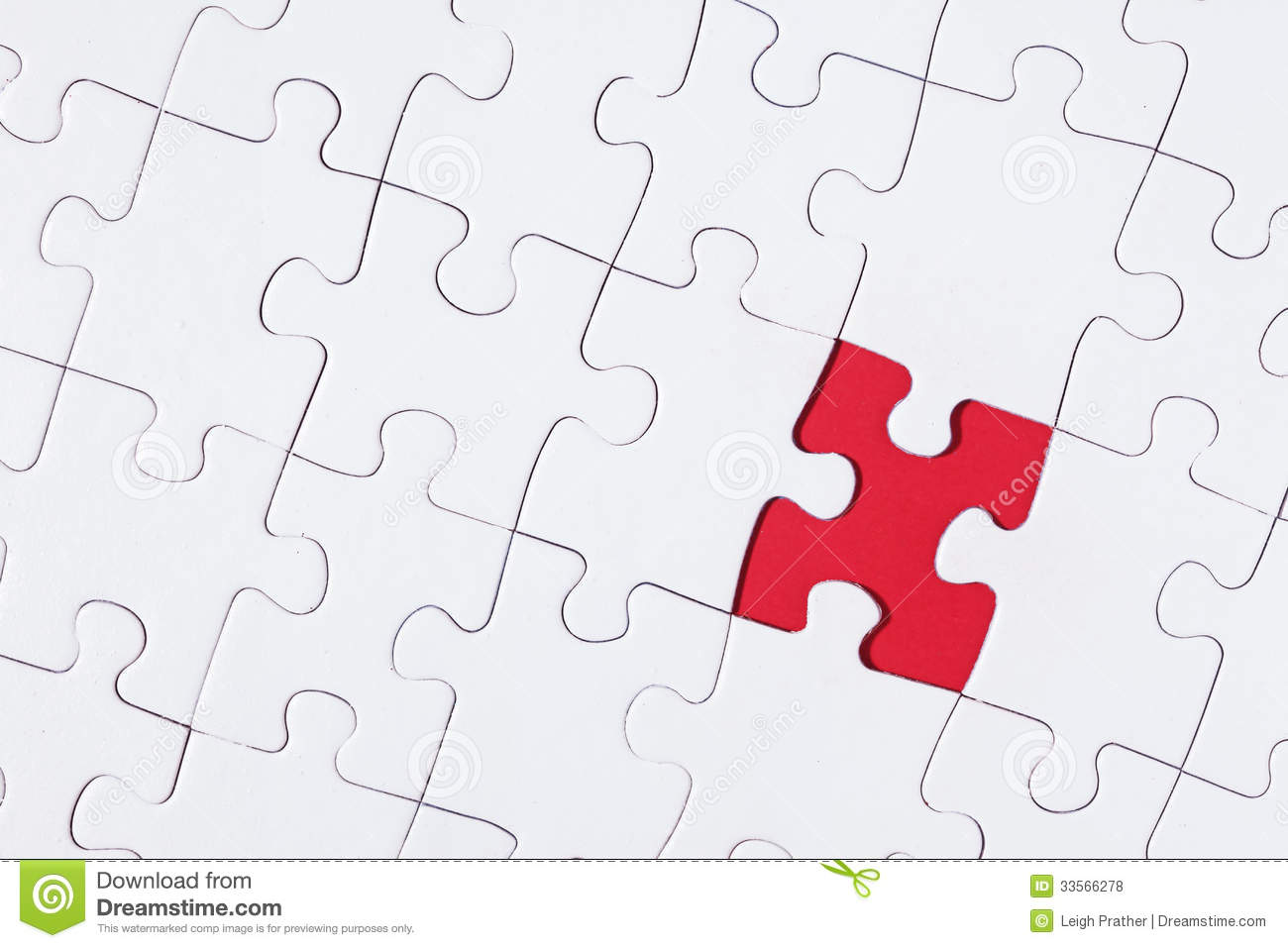 Missing puzzle piece stock photo. Image of link, problems ...
