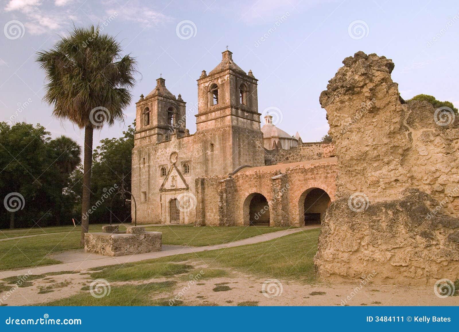 Mission de San Antonio