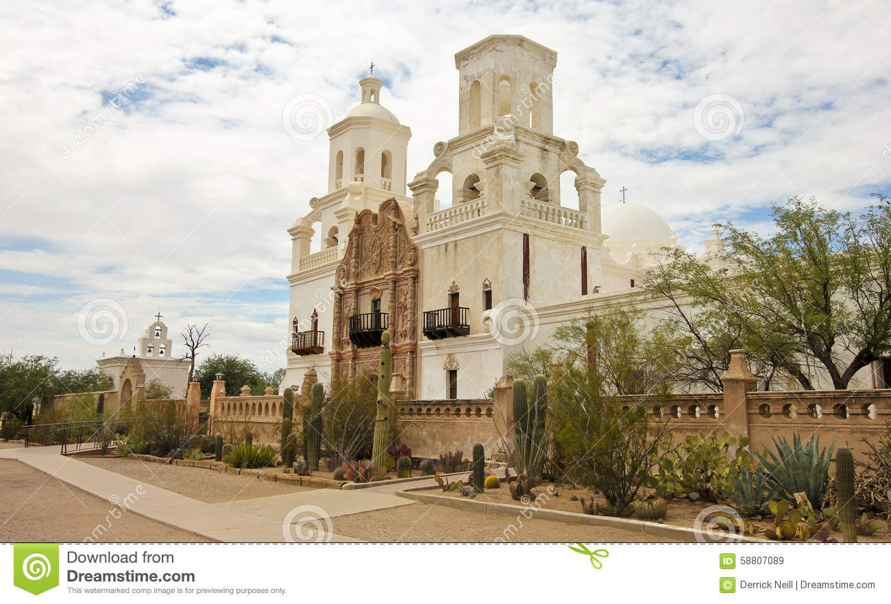 "origins of the mission of san xavier del bac in tucson arizona Tucson's birthplace expedition crosses arizona in search of the ""seven cities of gold"" father francisco kino establishes the mission san xavier del bac in."