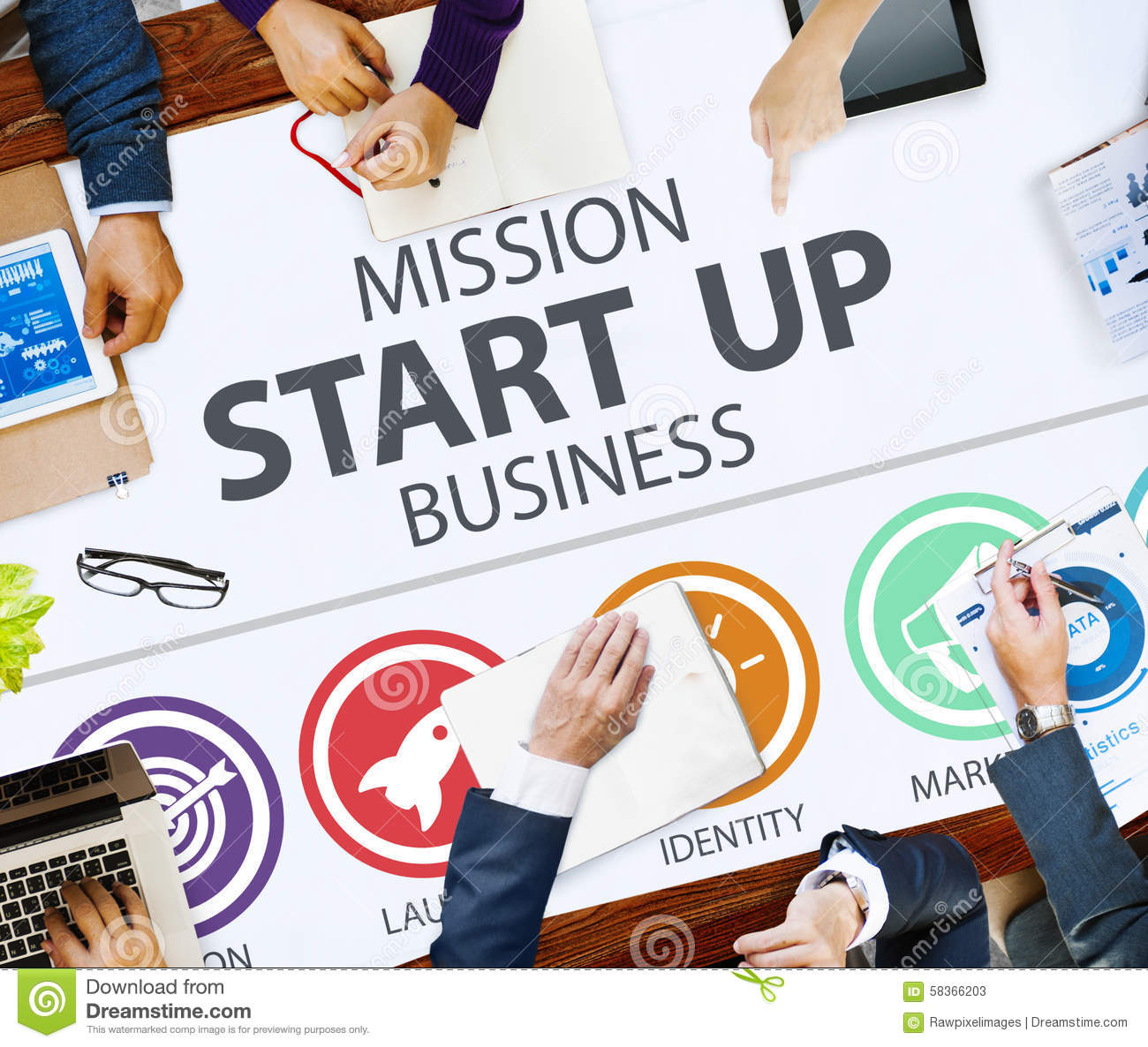 how to start up an it business