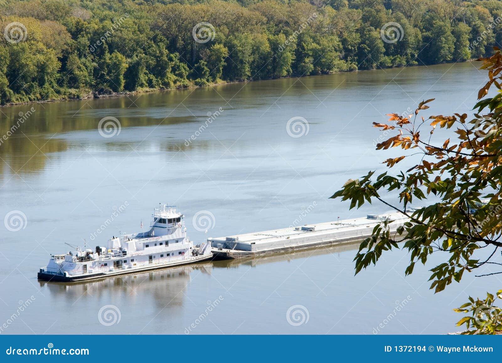 Mississippi barge 3