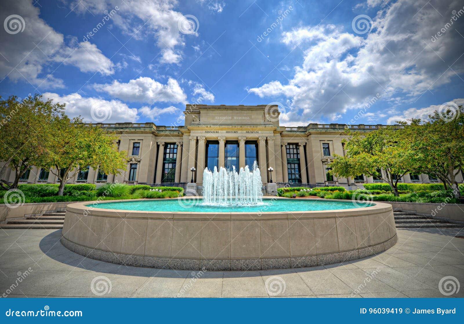 Missouri historii muzeum