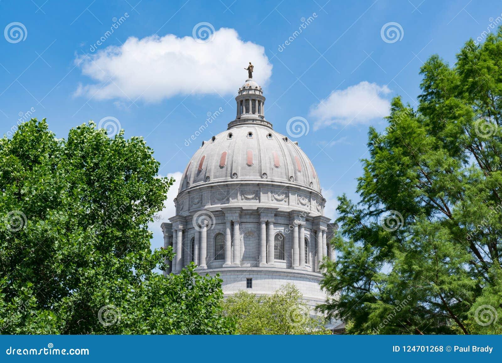Missouri huvudstadbyggnad