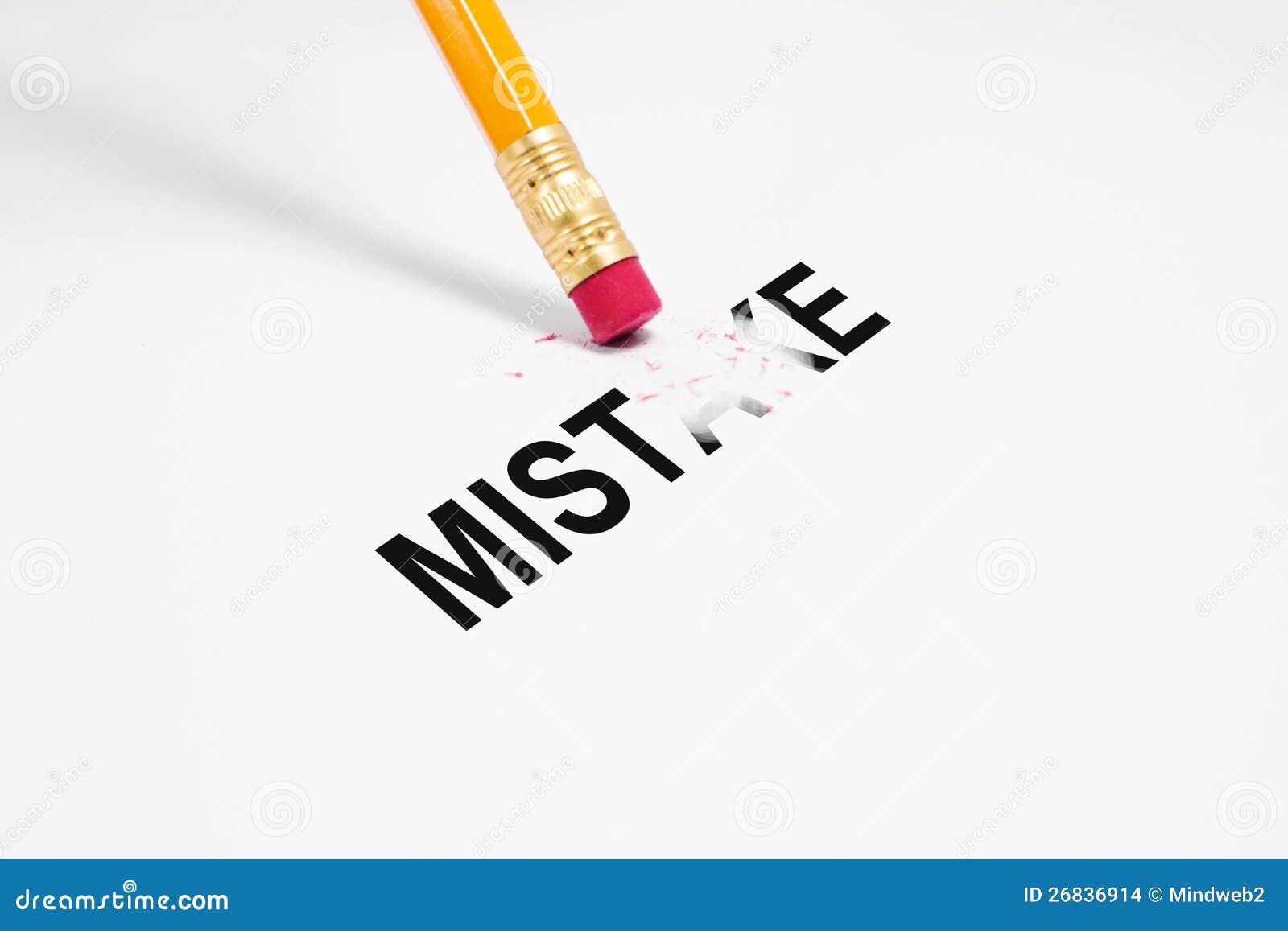 Misstake