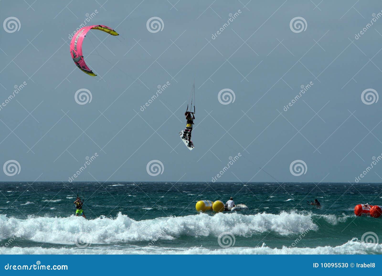 Mistrzostwa ki kani Spain surfingowiec