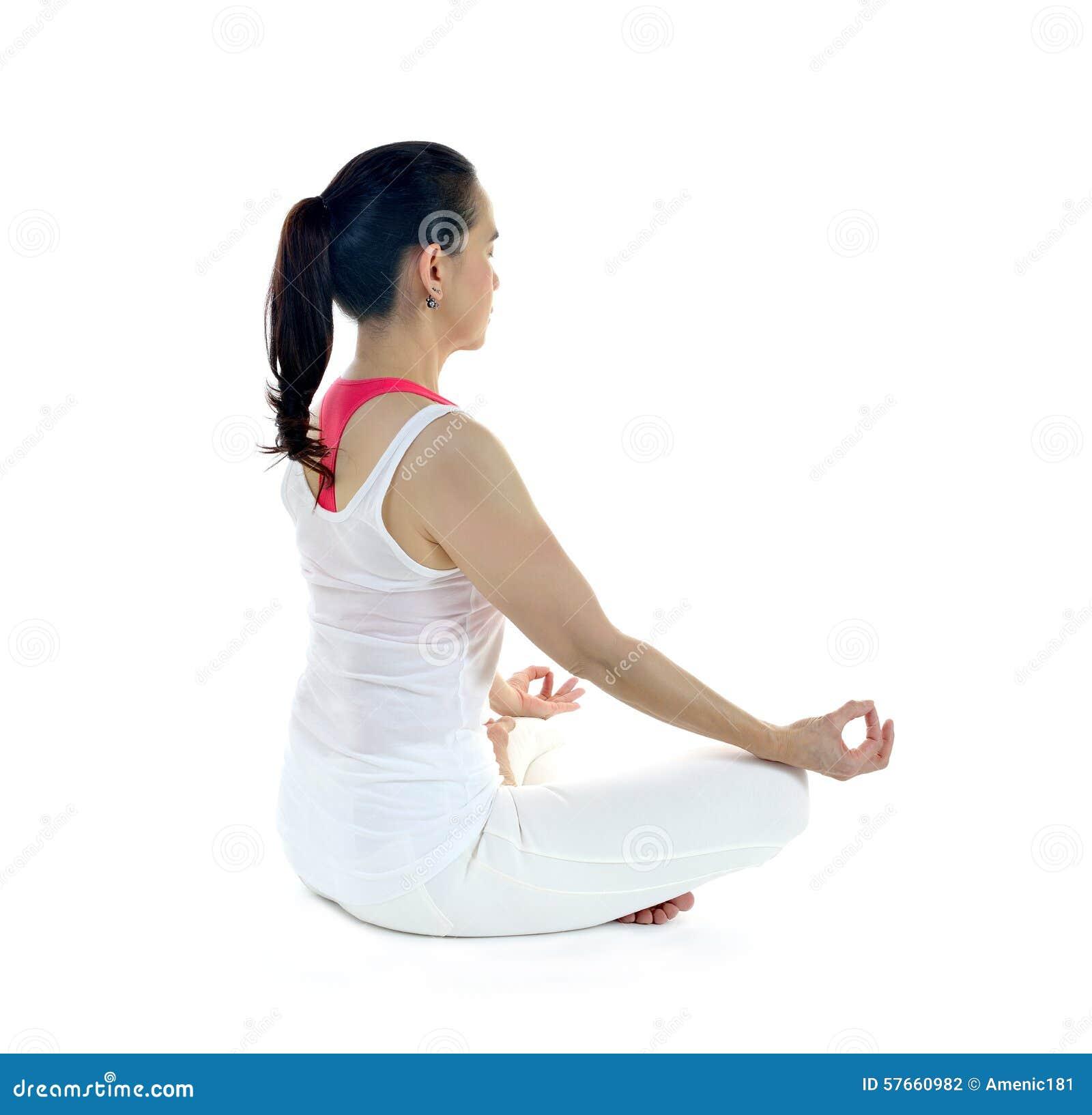 Mistrzu jogi kobiety