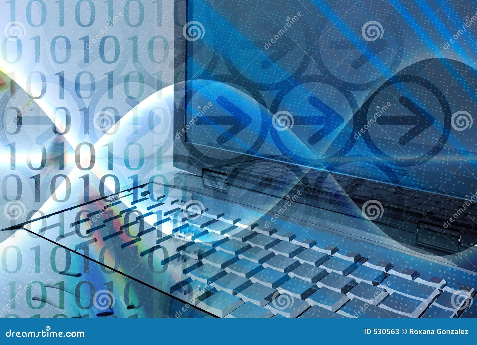 Mistura da informática
