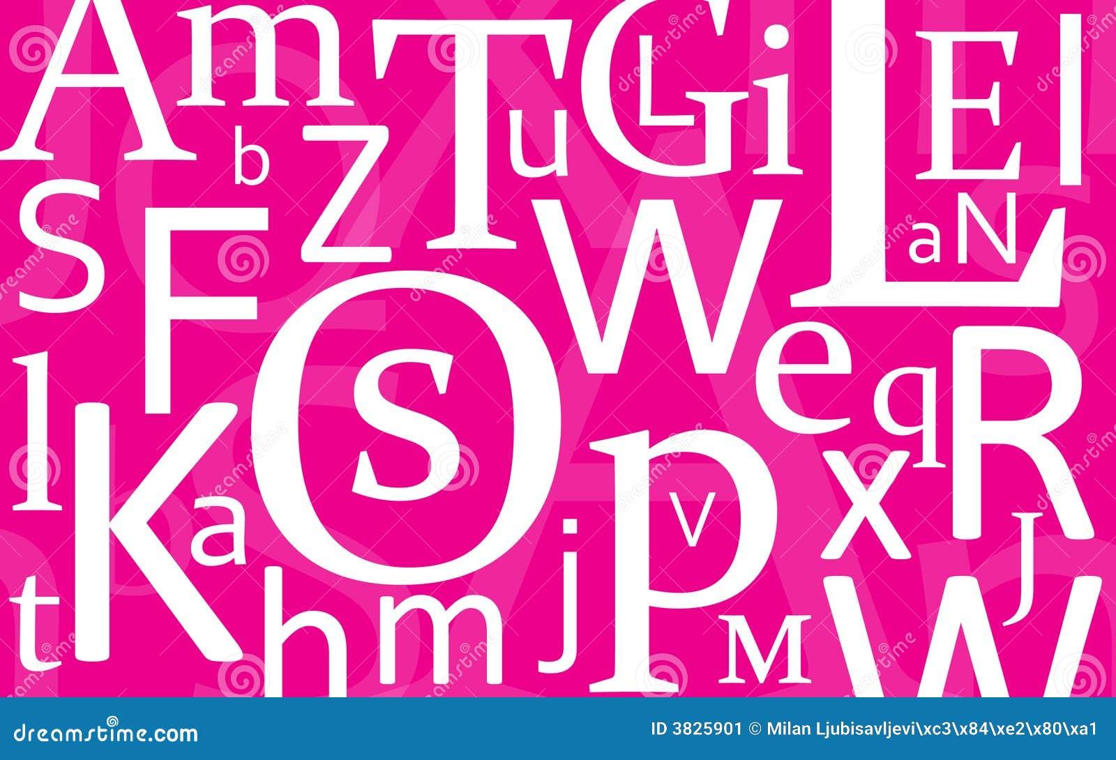 Mistura da letra