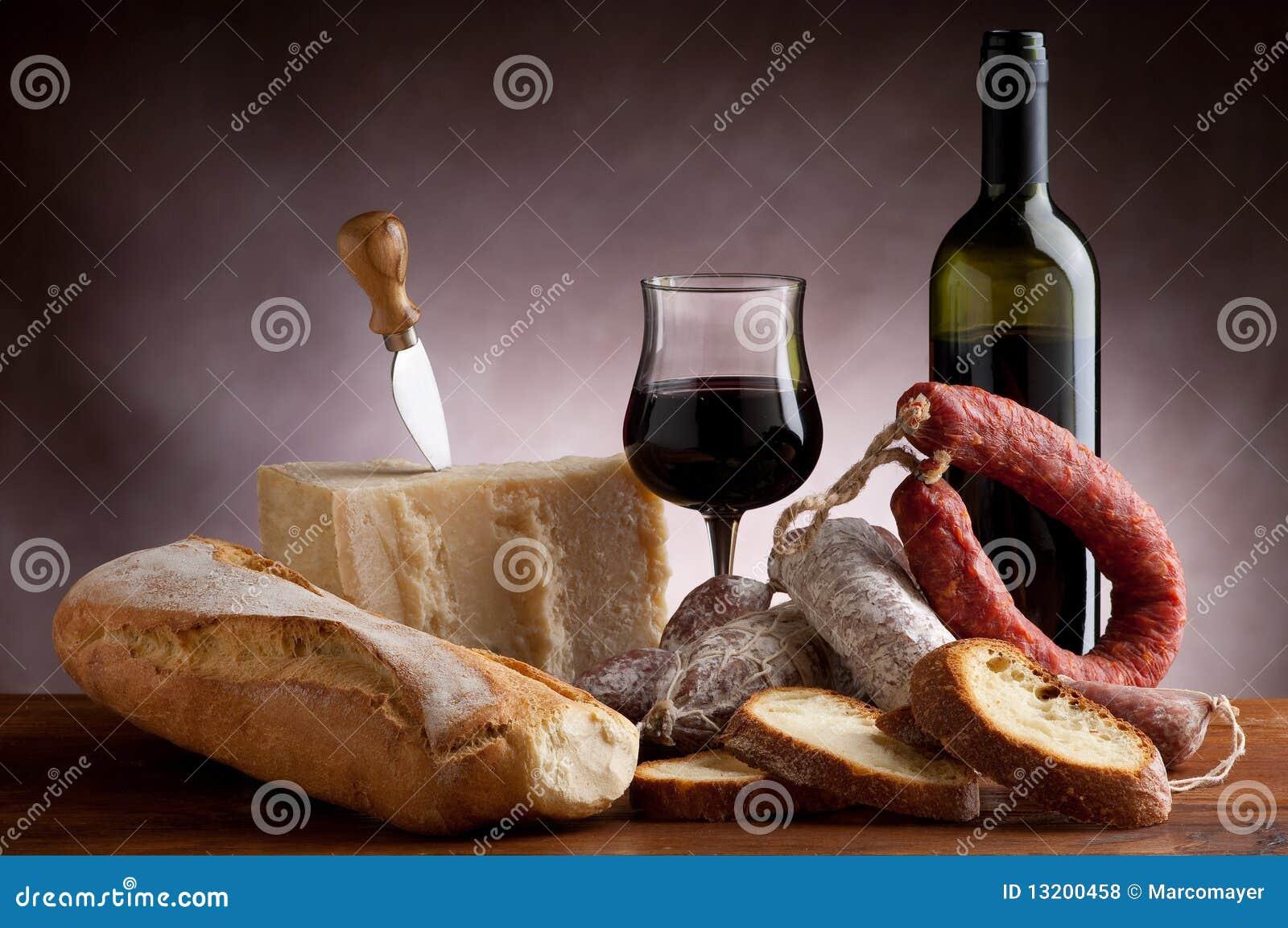 Mistura de salami