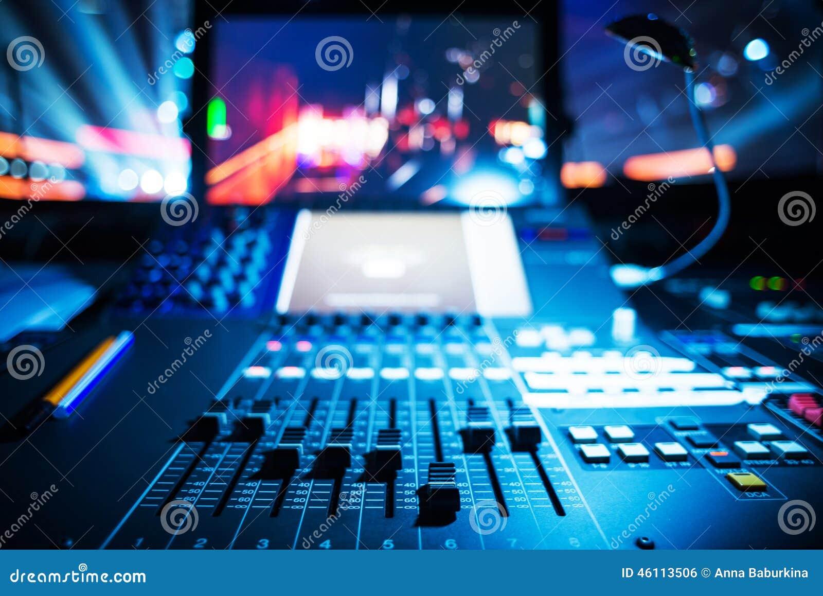 Misturador sadio audio