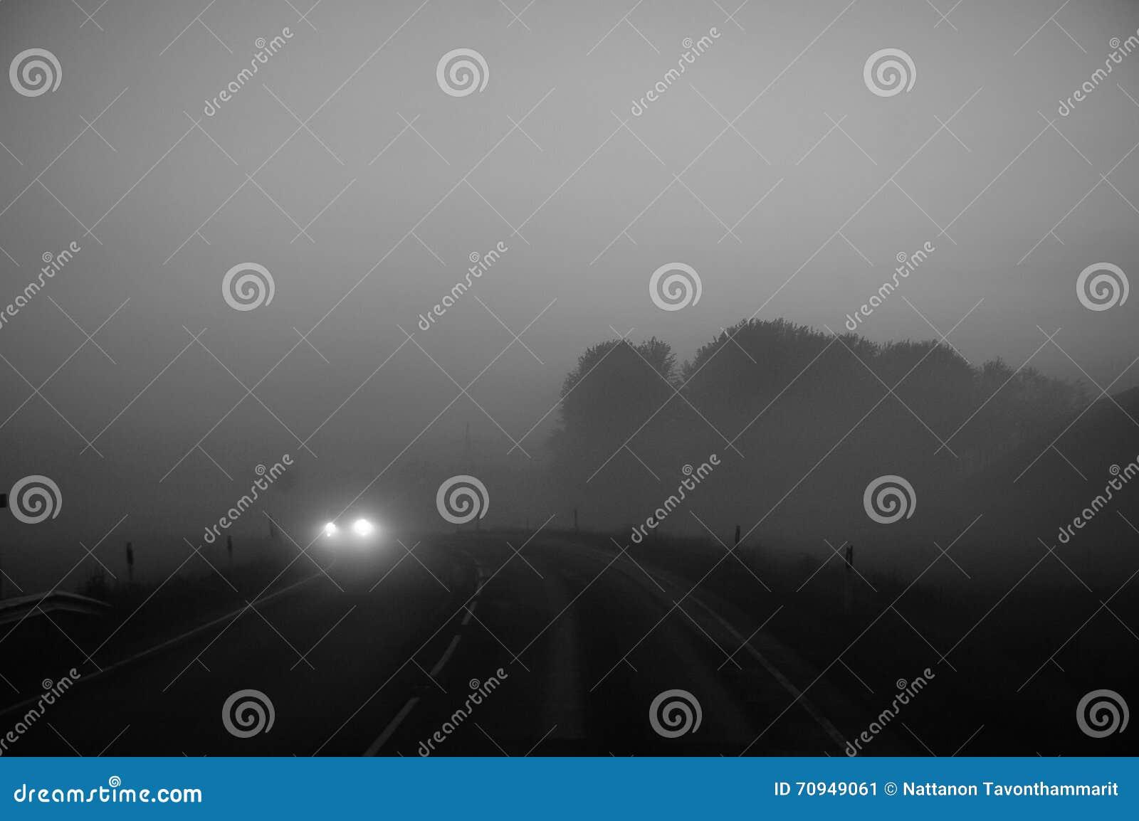 Misty δρόμος
