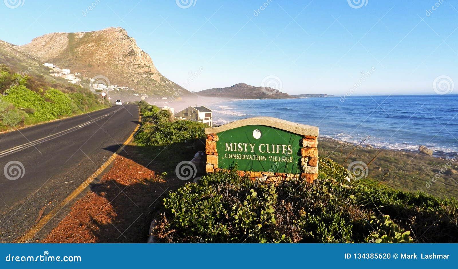 Misty Clifs Cape Town