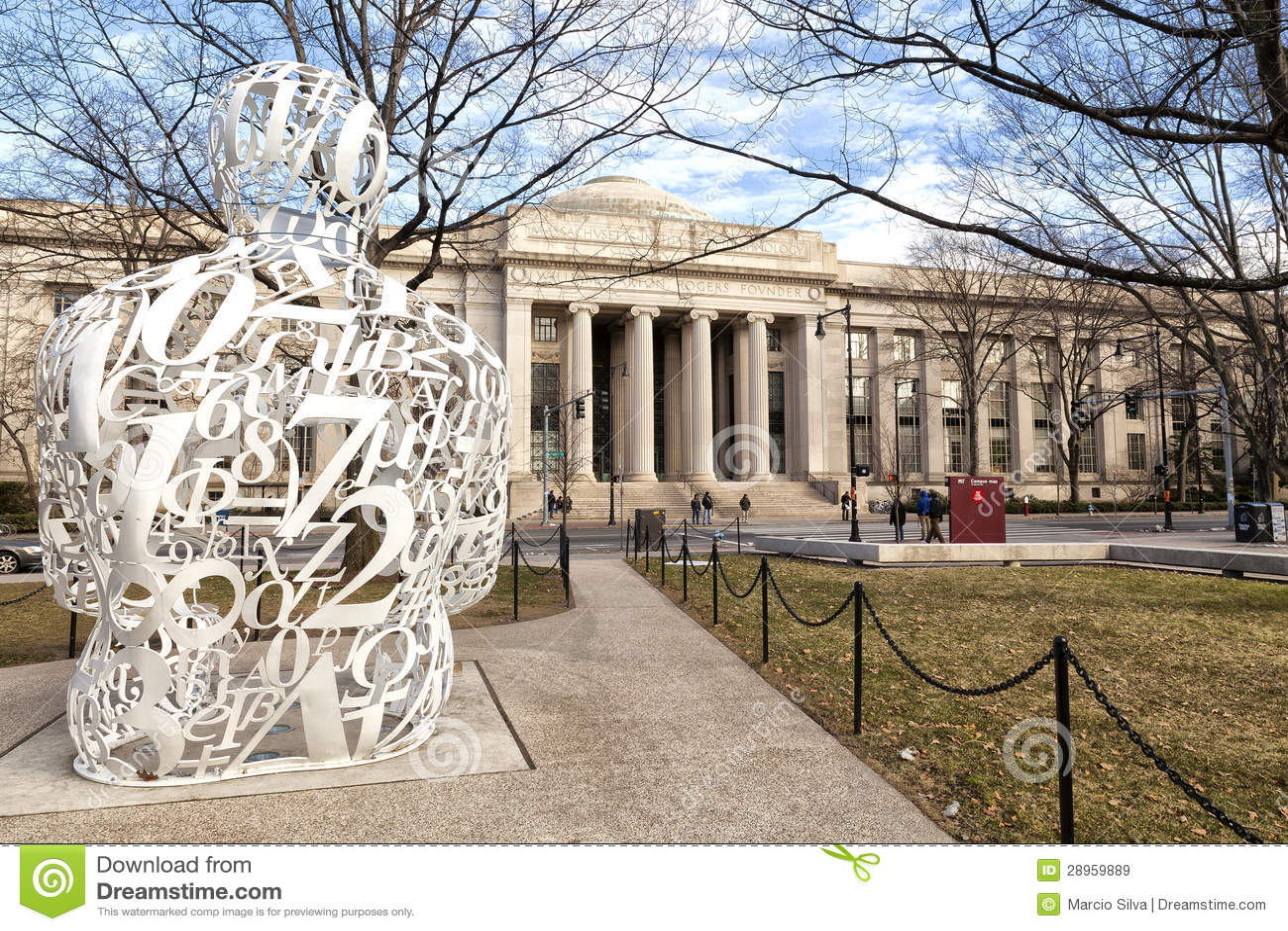 MIT w Boston