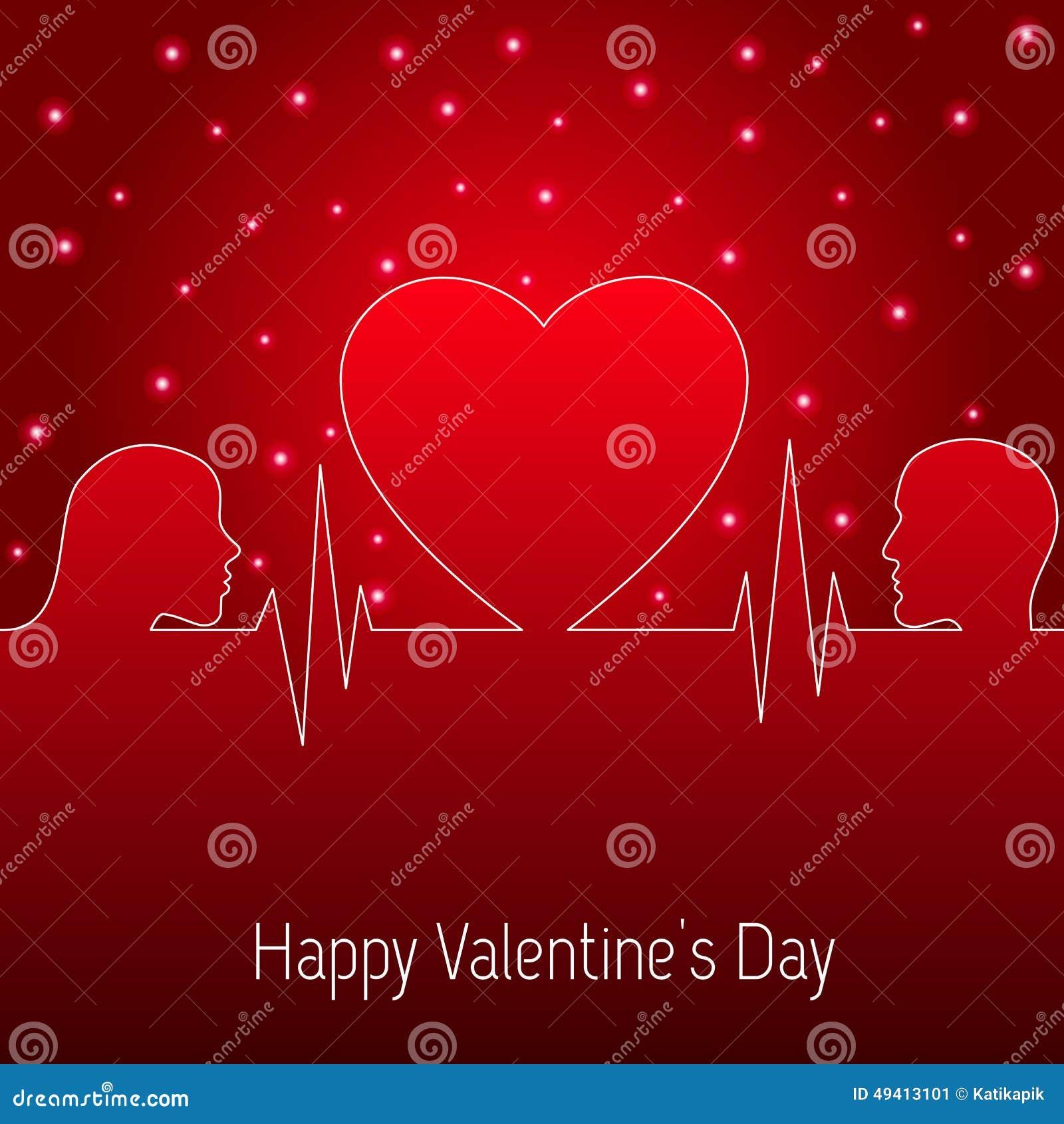 Download Mit Zusätzlichem Vektorformat Herzvalentinsgrußtag Vektor Vektor Abbildung - Illustration von diagnose, leuchte: 49413101