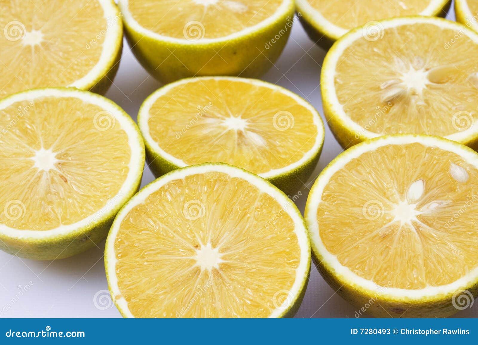 Mitades anaranjadas