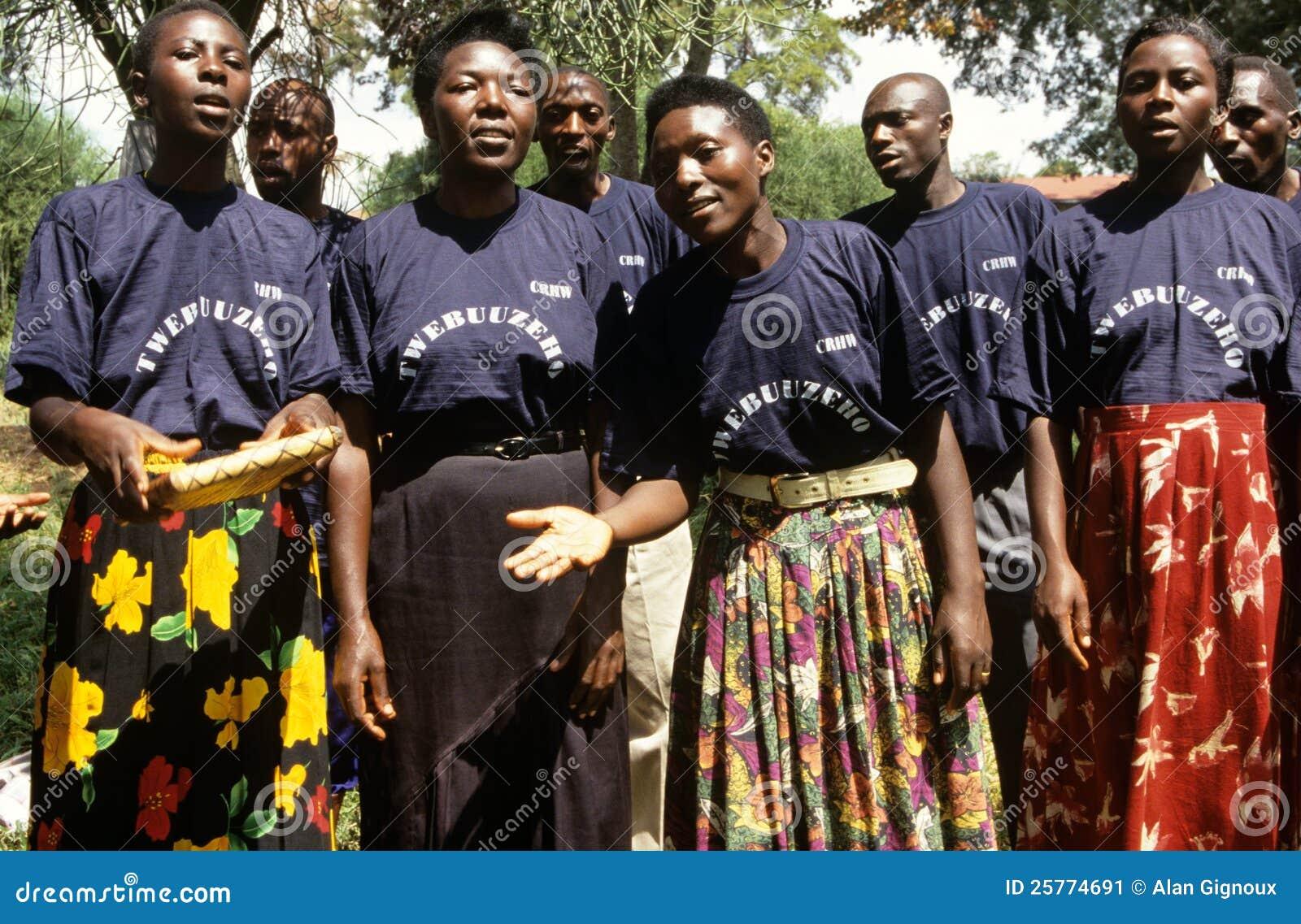 Mitglieder der GemeinschaftsReproduktionsgesundheit-Arbeitskräfte, Uganda