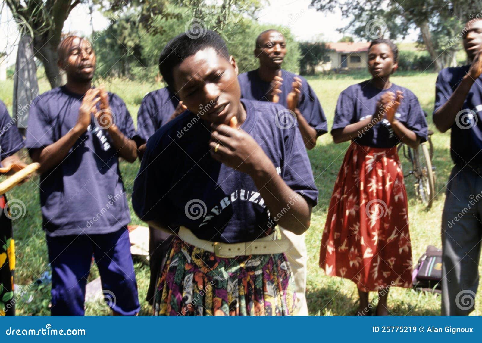 Mitglieder von Gemeinschaftsreproduktionsgesundheits-Arbeitskräften, Uganda