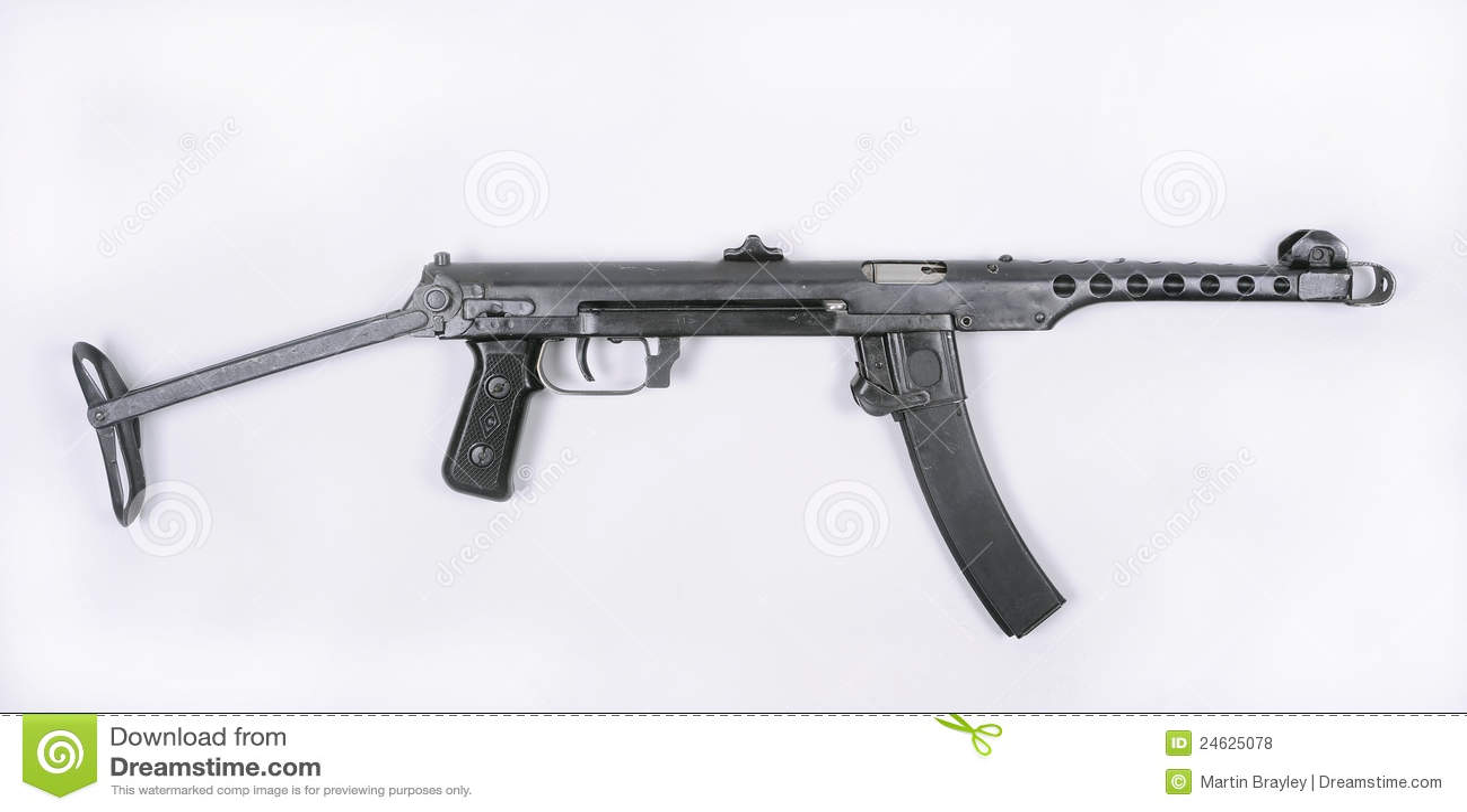 real machine guns