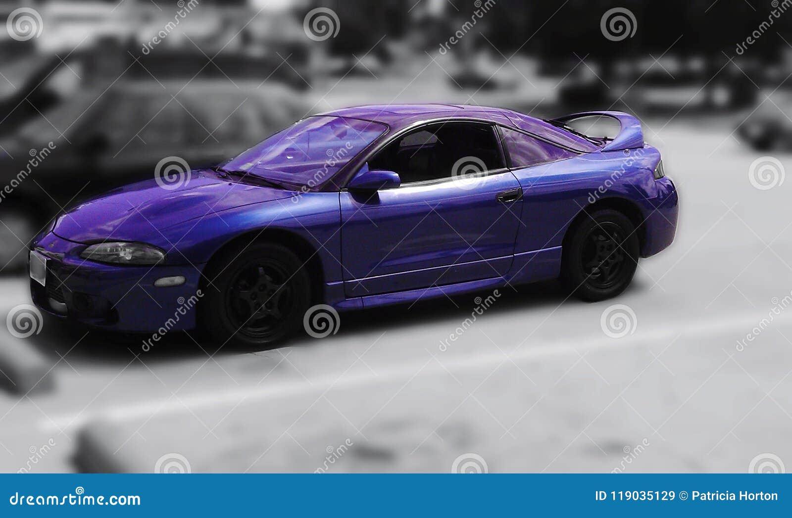 98 Mitsubishi eclipse gst color change