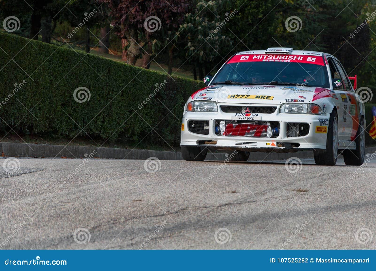 Mitsubishi Lancer Evo Iii 1995 Old Racing Car Rally The Legend 2017