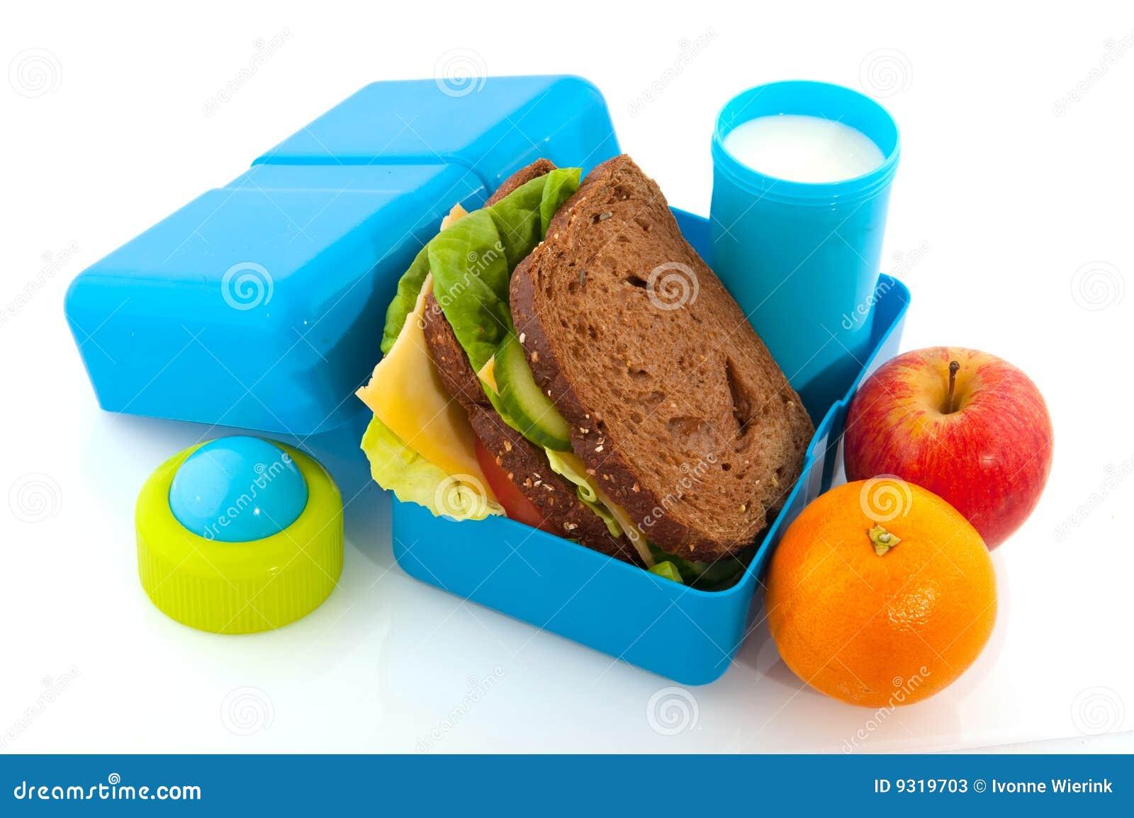 Mittagessenkasten