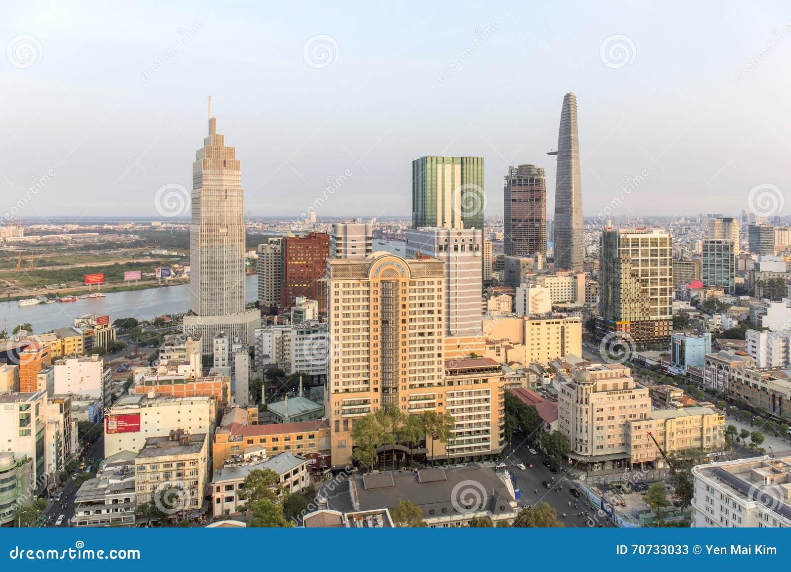 Mitte von Ho Chi Minh-Stadt