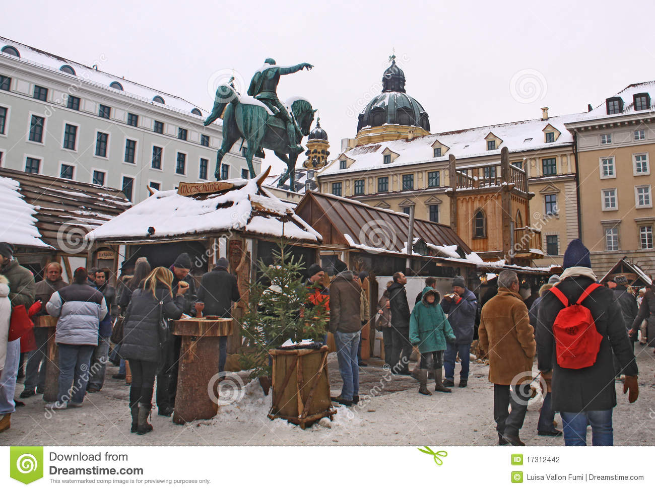 mittelalter weihnachtsmarkt in m nchen redaktionelles stockfotografie bild von st dtisch. Black Bedroom Furniture Sets. Home Design Ideas
