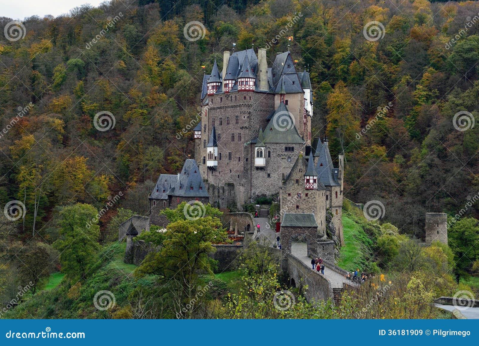 Schloss Auf Berg