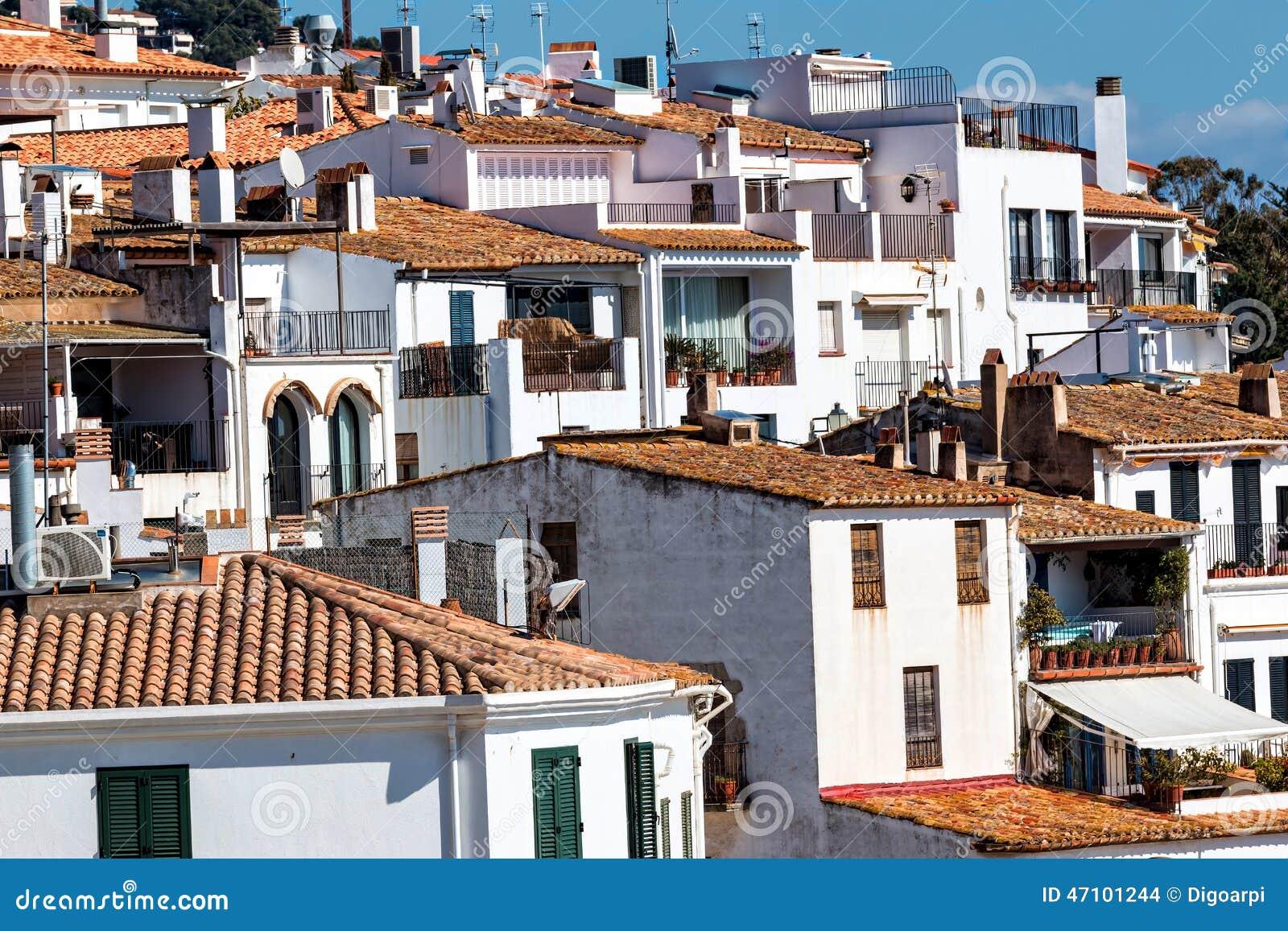 Mittelmeerhäuser