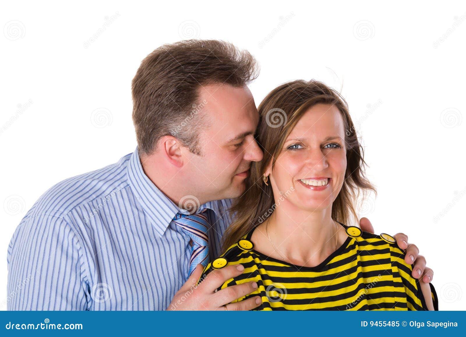 Mittlere gealterte Paare