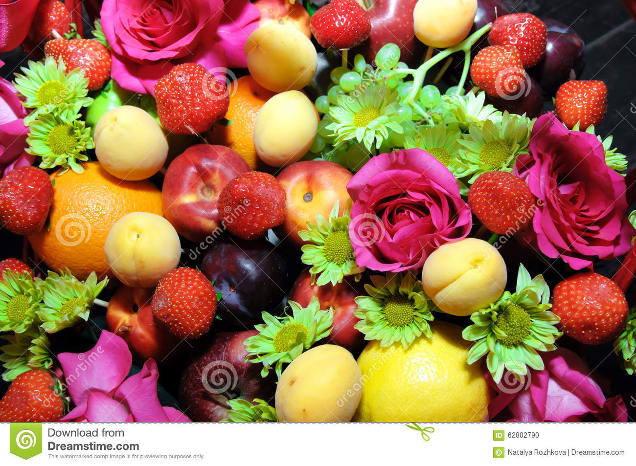 Mix fruits background stock photo Image of garden beauty
