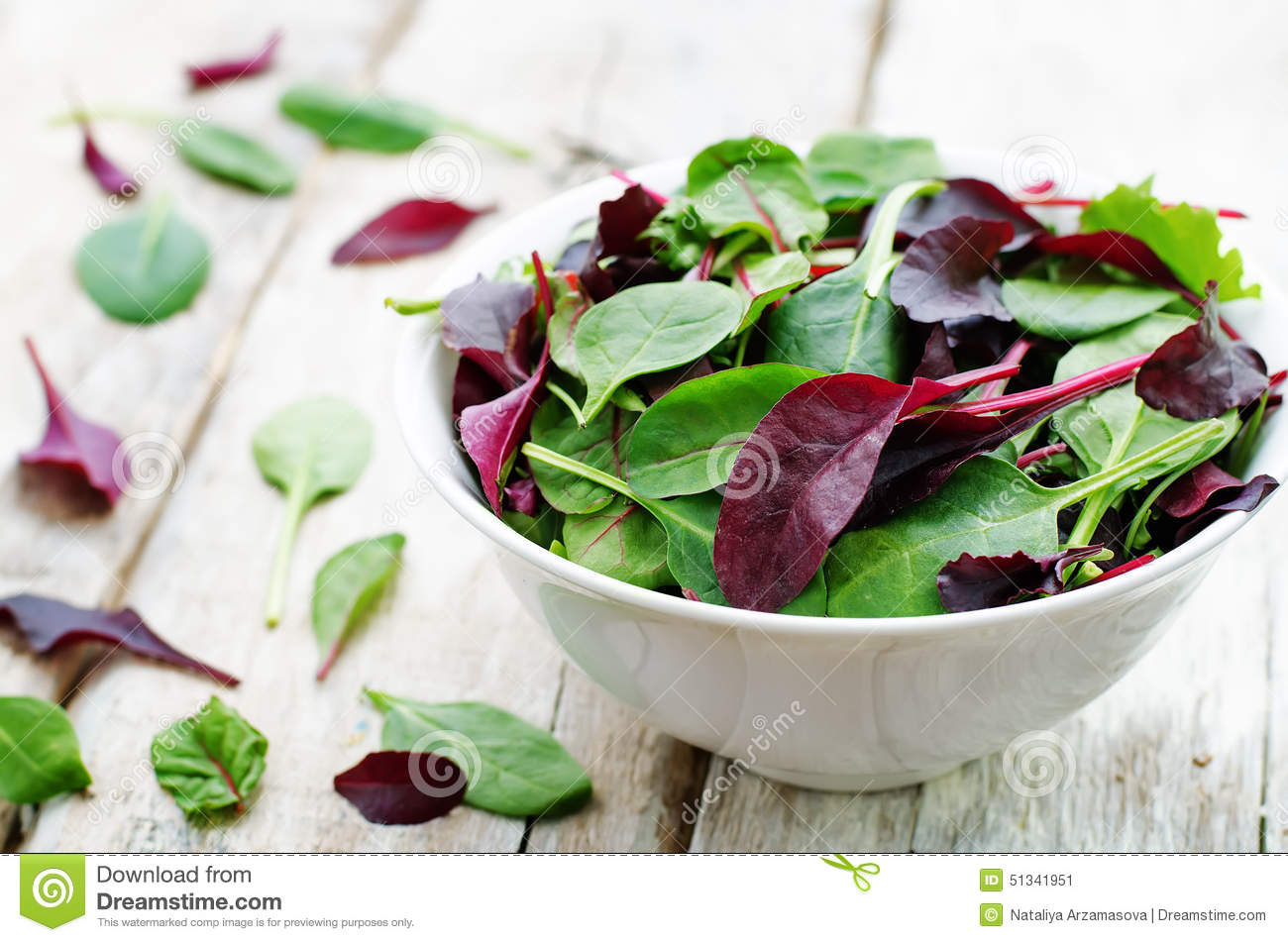how to prepare chard for salad