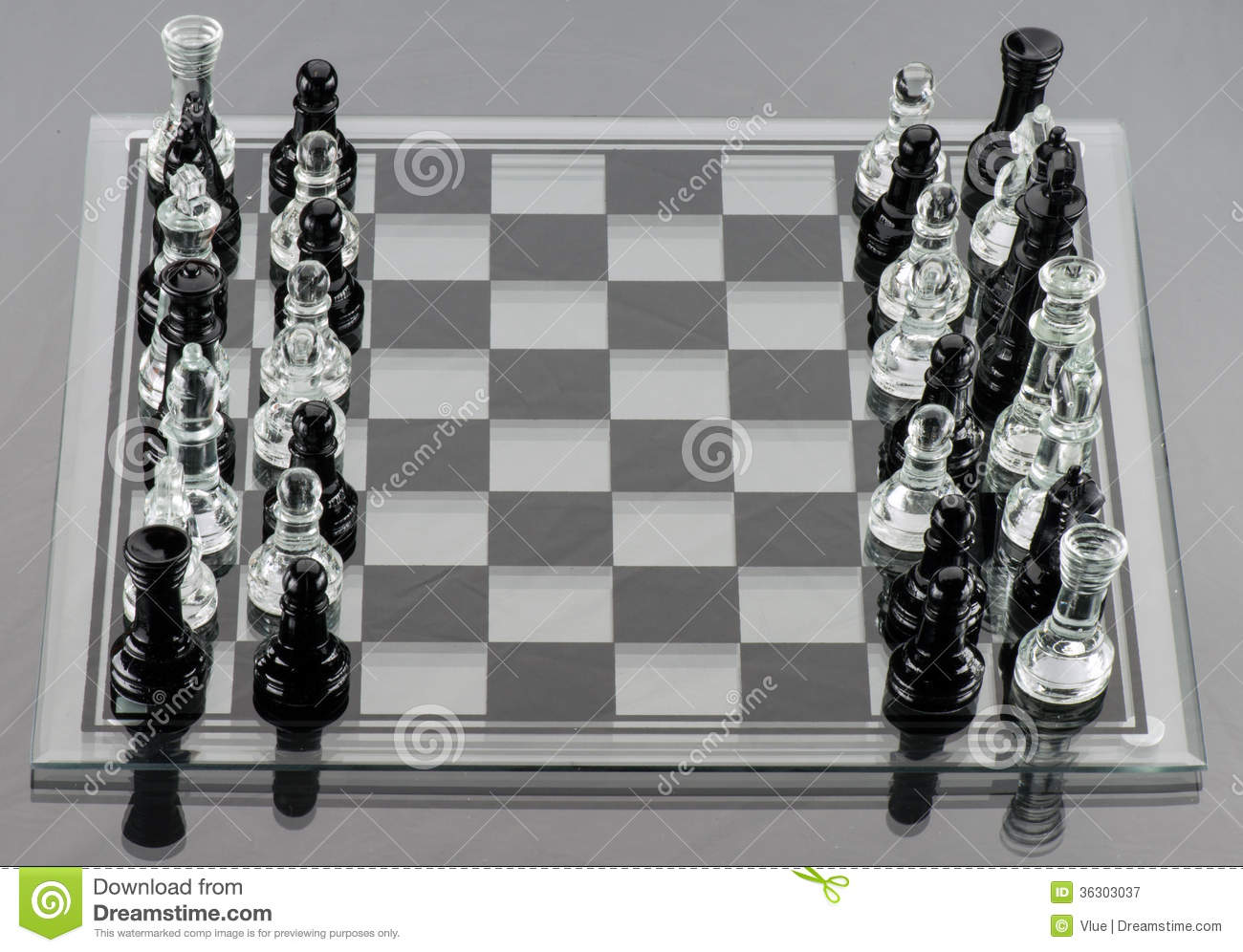 mixed chess pieces stock image  image of background