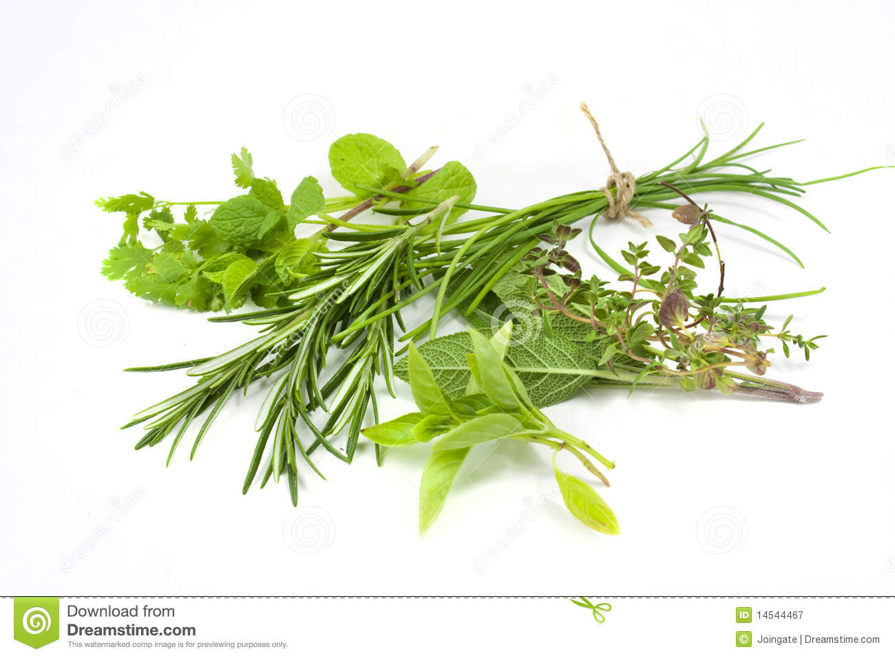 Different herbs royalty free stock image image 16265346 - Mixed Fresh Herbs Royalty Free Stock Photography