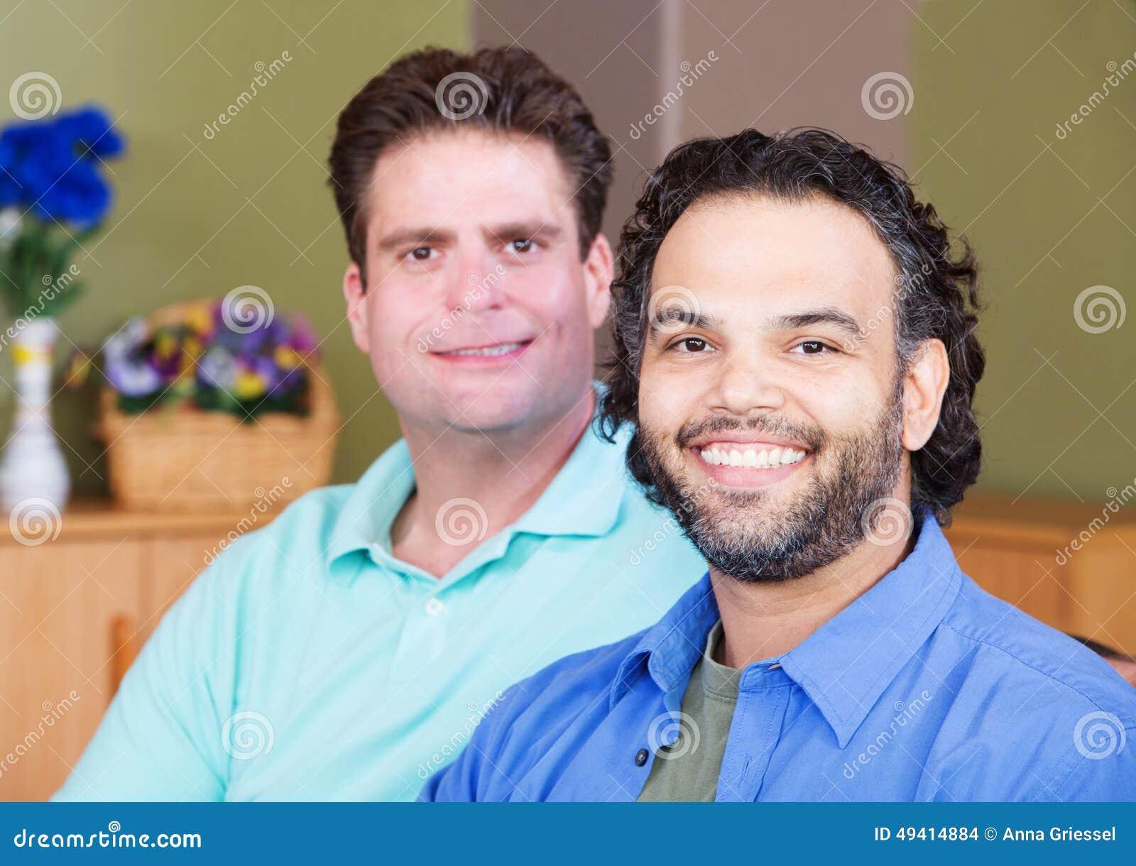 Gay mixed men