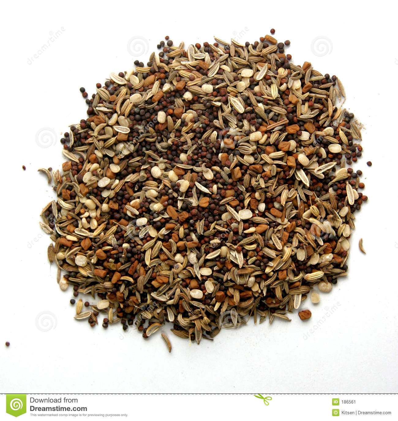 Mixed Herb & Spice