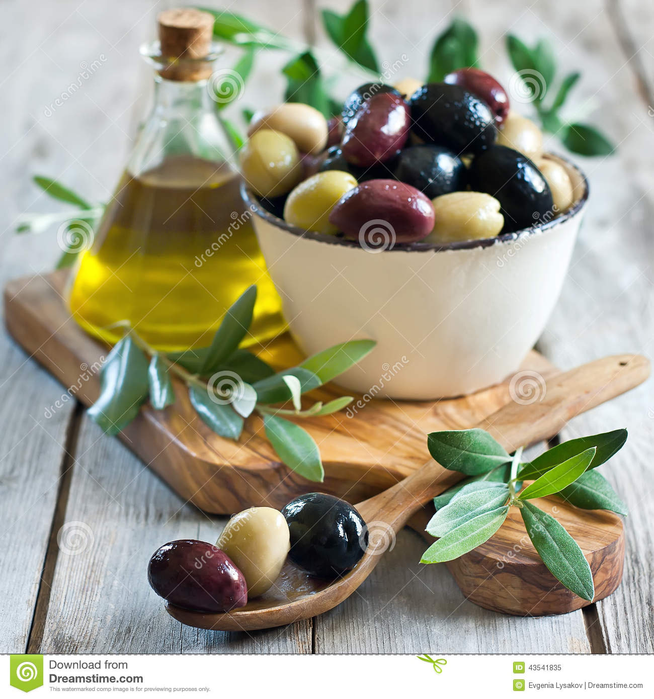 How To Prepare Mixed Olives