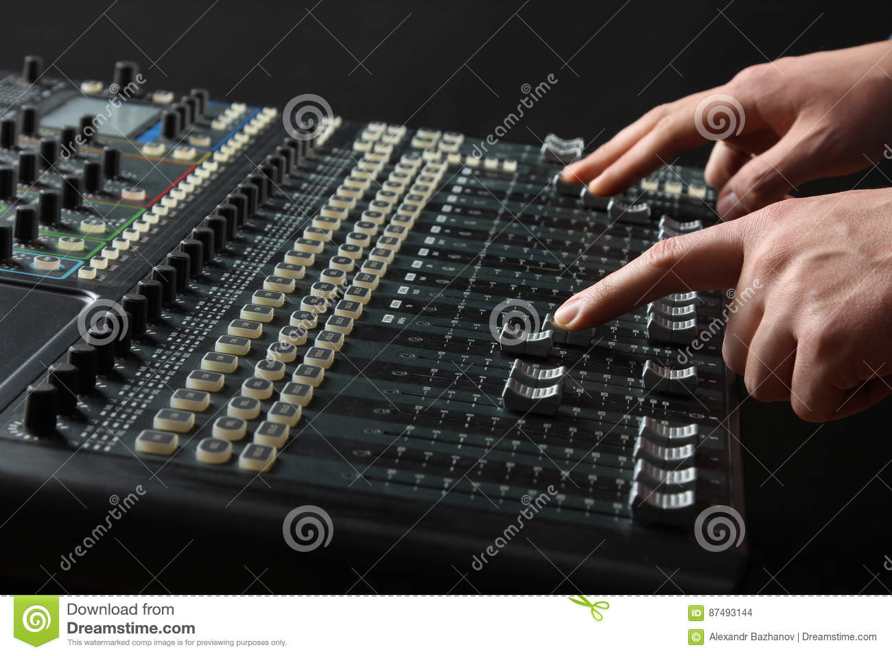 Free mixer devices download for sound.